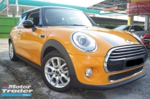 2014 MINI 3 DOOR COOPER 1.5 CHILLI SPEC 68K KM SERVICE RECORD