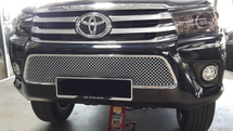 TOYOTA HILUX REVO 2017 FRONT LOWER GRILL