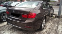 2012 BMW 3 SERIES TRUE YEAR MADE 2012 GST 0 FREE 1 YEAR WARRANTY BMW 320D DIESEL CKD FULL SERVICE AT INGRESS AUTO