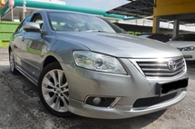 2009 TOYOTA CAMRY  2.4 V NEW FACELIFT (A) BODYKIT