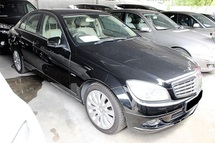 2011 MERCEDES-BENZ C-CLASS C200 CGI (1 YEAR WARRANTY)(ACTUAL YR MADE 2011)