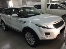 2014 LAND ROVER EVOQUE 2.0 Si4 (ACTUAL YR MADE 2014)