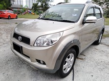 2012 TOYOTA RUSH 1.5S (AT) BLACKLIST CTOS CRIS AKPK CAN APPLY LOAN EASY APPROVAL