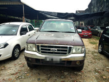 2005 FORD RANGER 2.5 XLT Limited Edition(AUTO)2005 Only 1 UNCLE Owner, LOW Mileage, TIPTOP, ACCIDENT-Free, DIRECT-Owner, NEGOTIABLE with FULL SPEC