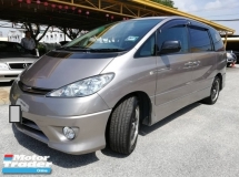 2005 TOYOTA ESTIMA 3.0 AUTO 1 OWNER, LOW KM, 7 SEATERS, LIKE NEW, ACC FREE, WELL MAINTAIN