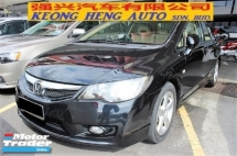 2010 HONDA CIVIC 1.8 iVTEC (ACTUAL YR MADE 2010)