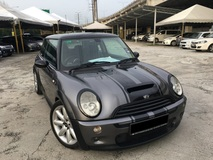 2006 MINI Cooper S SUPERCHARGE ONE OWNER