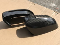 BMW 5 Series G30 Carbon Side Mirror Cover Exterior & Body Parts > Car body kits