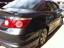 2008 HONDA CITY 1.5 VTEC. FaceLift,One Lady Owner,Full Bodykit,Tip Top Condition.....