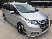 2013 HONDA ODYSSEY 2013 Honda Odyssey 2.4 i-VTEC Absolute EX Spec (Very High Spec) - CHAN