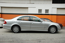 Mercedes W211 AMG Spoiler ABS Spoiler Taiwan Exterior & Body Parts > Car body kits