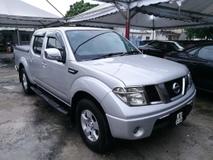 2009 NISSAN NAVARA 2.5L 4X4 LE AUTO