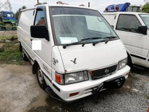 2006 NISSAN C22 Vanette 1.5 MT Panel Van Aircond Cool Cash Only Puchong