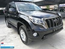 2014 TOYOTA PRADO Toyota Land Cruisers Prado TX 2.7 Unreg 2014