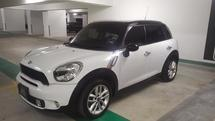 2011 MINI Countryman Sports S