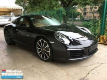 2016 PORSCHE 911 3.0 GEN 2 FACELIFT NEW MODEL
