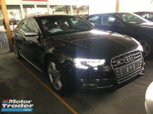 2015 AUDI S5 Unreg Audi S5 3.0 Supercharge S Line 2 Tone leather seats Paddle Shift