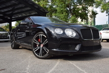2014 BENTLEY GT V8 4.0 MULLINER PACKAGE