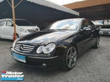 2003 MERCEDES-BENZ CLK 200 1.8 (A)