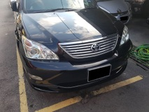 2010 TOYOTA HARRIER 2.4 PREMIUM L (ACTUAL YR MADE 2010)