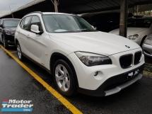 2011 BMW X1 S DRIVE 18I Done 66K km Reg 12