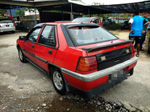1998 PROTON SAGA 1.3 AEROBACK FULL Spec(MANUAL)1998 Only 1 Careful UNCLE Owner, 87K Mileage, TIPTOP, ACCIDENT-Free, DIRECT-Owner,NEGOTIABLE