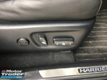 2015 TOYOTA HARRIER Unreg Toyota Harrier 2.0 360View Cam 7G Keyless Powerboot Push Start