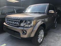 2014 LAND ROVER DISCOVERY 4 TDV6 HSE NO GST