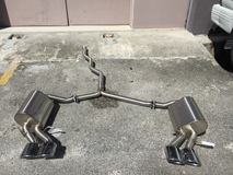Mercedes Benz C classW204 Exhaust System Exterior & Body Parts > Car body kits