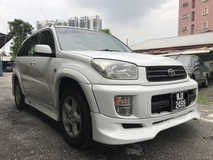2001 TOYOTA RAV4 2.0 (A) FullBodykit Sunroof