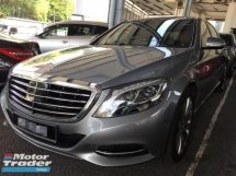 2015 MERCEDES-BENZ S-CLASS S400L 3.5 29k KM Full Service U/Warranty C&C, Fullspec Brown Interior