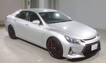 2013 TOYOTA MARK X GS 2.5 (UNREG) By AlenLim