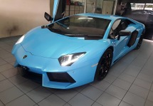 2011 LAMBORGHINI AVENTADOR 6.5 LP700 4 (CBU)(ACTUAL YR MADE 2011)