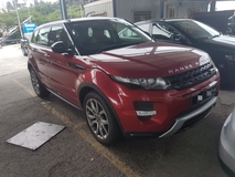 2015 LAND ROVER EVOQUE 2.0 4 DOOR ACTUAL YEAR MAKE 2015 WARRANTY TILL 2020 DEC