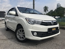2017 PERODUA BEZZA (A) PUSH START FULL SEVICE REKOD LIKE NEW