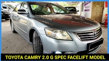 2009 TOYOTA CAMRY 2.0G FACELIFT MODEL TIP TOP