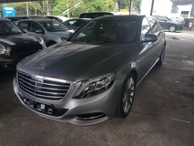 2015 MERCEDES-BENZ S-CLASS S400L HYBRID 3.5 ACTUAL YEAR MAKE 2015 WARRANTY TILL 2019