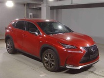 2015 LEXUS NX 200t F Sport 2.0 (Unreg) Special Color Limited Unit At Malaysia