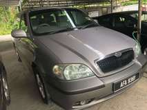 2004 NAZA RIA 2.5 (A) V6 ENGINE (ON THE ROAD PRICE)