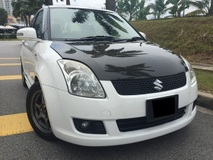 2011 SUZUKI SWIFT SUZUKI SWIFT 1.5 (A) TIPTOP CONDITION LOW MILLEAGE