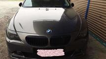 2004 BMW 6 SERIES 630I