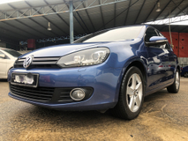 2011 VOLKSWAGEN GOLF 1.4 TSI TURBO