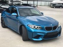 2016 BMW M2 3.0