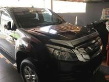 2014 ISUZU D-MAX 2.5L 4X2 DOUBLE CAB