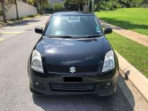 2005 SUZUKI SWIFT 1.5