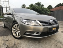 2012 VOLKSWAGEN CC AUTO FACELIFT LEATHER SEAT LOW MILEGE LIKE NEW