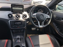 2015 MERCEDES-BENZ GLA GLA45 2.0 AMG Sport Turbocharged 4MATIC 360hp 7G-DCT Panoramic Roof Memory Recaro Seat Harman Kardon Surround Automatic Power Boot Intelligent LED Brembo Brake Paddle Shift Steering Bluetooth Connectivity Unreg