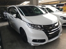2015 HONDA ODYSSEY 2015 Honda Odyssey 2.4 EXV i-VTEC MPV 7 SEAT 2 POWER DOOR REAR CAMERA NEW CAR