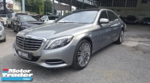 2015 MERCEDES-BENZ S-CLASS S400L HYBRID 2 YEAR WARRANTY