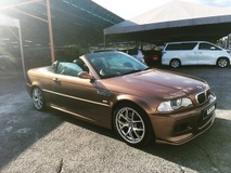 2000 BMW 3 SERIES 323I  2.5 CABRIOLET M3 Style